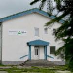 Budova prevádzky NGR-KA