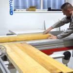 Opracovanie dreveného masívu