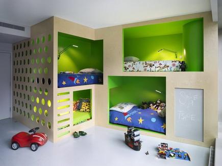 išpirácia- detská izba